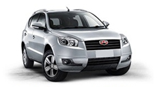 Запчасти Geely Emgrand EX7